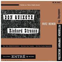 Fritz Reiner, Richard Strauss, Pittsburgh Symphony Orchestra, Gregor Piatigorsky, Vladimir Bakaleinikoff, Henri Temianka – Strauss: Don Quixote, Op. 35 & Saint-Saens: Cello Concerto No. 1 in A Minor, Op. 33 (Remastered)