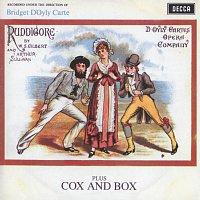 The D'Oyly Carte Opera Company, Orchestra of the Royal Opera House, Covent Garden – Gilbert & Sullivan: Ruddigore [2 CDs]