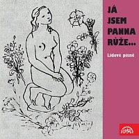 Dívčí trio ČSSPT – Já jsem panna růže...Lidové písně