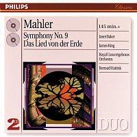 Dame Janet Baker, James King, Royal Concertgebouw Orchestra, Bernard Haitink – Mahler: Symphony No.9; Das Lied von der Erde