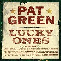 Přední strana obalu CD Lucky Ones