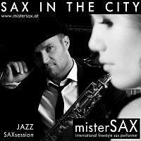 misterSAX – Sax In The City | JAZZ SAXsession