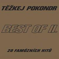 Přední strana obalu CD Best of II.