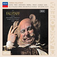 Sir Geraint Evans, RCA Italiana Opera Orchestra, Sir Georg Solti – Verdi: Falstaff
