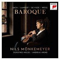 Nils Monkemeyer, Johann Sebastian Bach, Andreas Arend – Baroque – CD