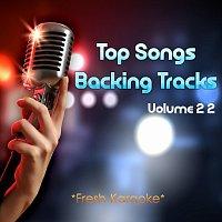Fresh Karaoke – Top Songs Backing Tracks, Vol 22