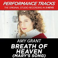 Amy Grant – Breath Of Heaven (Mary's Song) [Performance Tracks] - EP