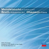 Akiko Suwanai, Academy of St. Martin in the Fields, Sir Neville Marriner – Mendelssohn, Bruch: Violinkonzerte (CC)