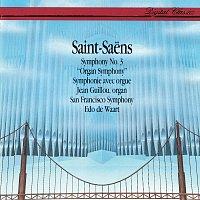 Jean Guillou, San Francisco Symphony, Edo de Waart – Saint-Saens: Symphony No.3 / Widor: Symphony No.6 - Allegro