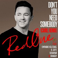 Redone, Enrique Iglesias, R.City, Shaggy, Serayah – Don't You Need Somebody (feat. Enrique Iglesias, R. City, Serayah & Shaggy) [Cahill Remix]