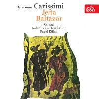 Přední strana obalu CD Carissimi: Jefta, Baltazar