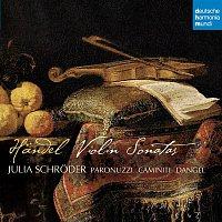 Julia Schroder, Georg Friedrich Händel – Handel: Violinsonaten