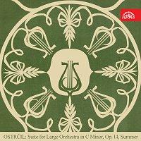 Přední strana obalu CD Ostrčil: Suita pro velký orchestr c moll, Léto. Symfonická báseň