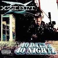 Xzibit – 40 Dayz & 40 Nightz (Explicit)