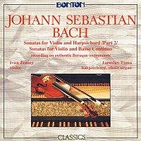 Ivan Ženatý, Jaroslav Tůma – Bach: Sonáty pro housle II.
