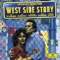 Kiri Te Kanawa, José Carreras, Tatiana Troyanos, Kurt Ollmann, Marilyn Horne – Bernstein: West Side Story