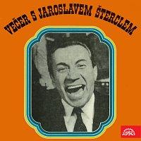 Přední strana obalu CD Večer s Jaroslavem Šterclem