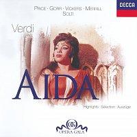 Leontyne Price, Rita Gorr, Jon Vickers, Robert Merrill, Sir Georg Solti – Verdi: Aida - Highlights