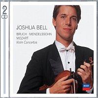 Joshua Bell – Bruch, Mendelssohn, Mozart Violin Concertos