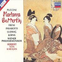 Mirella Freni, Christa Ludwig, Luciano Pavarotti, Wiener Philharmoniker – Puccini: Madama Butterfly [3 CDs]