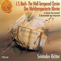 Sviatoslav Richter – Bach: Das Wohltemperierte Klavier 1. und 2. Teil - BWV 846-869 und 870-893