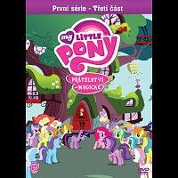 Různí interpreti – My Little Pony: Přátelství je magické, 1. série:3. část