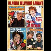 Různí interpreti – Klasici televizní zábavy