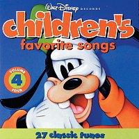 Různí interpreti – Children's Favorite Songs Volume 4