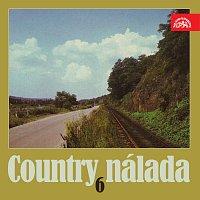 Přední strana obalu CD Country nálada 6