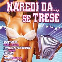 Přední strana obalu CD NAREDI DA SE TRESE