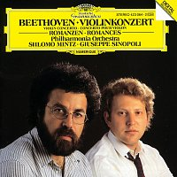 Shlomo Mintz, Philharmonia Orchestra, Giuseppe Sinopoli – Beethoven: Violin Concerto; Romances