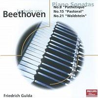 Friedrich Gulda – Beethoven: Piano Sonatas Nos. 8, 15, 21, & 22