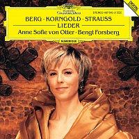 Anne Sofie von Otter, Bengt Forsberg – Berg / Korngold / R. Strauss: Lieder