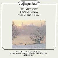 Valentina Kameníková – Čajkovskij, Rachmaninov: Klavírní koncerty č. 1 b moll a fis moll