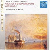 Collegium Aureum – Handel: Feuerwerksmusik, Wassermusik