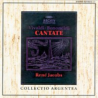 René Jacobs, Sigiswald Kuijken, Lucy van Dael, Wieland Kuijken, Alan Curtis – Vivaldi: Cantate Italiane / Bononcini: Cantate Pastorali