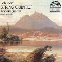 Přední strana obalu CD Schubert: Kvintet pro dvoje housle, violu a dvě violoncella C dur