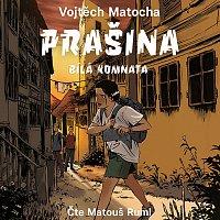 Přední strana obalu CD Matocha: Prašina - Bílá komnata