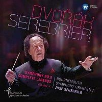 José Serebrier – Dvorák: Symphony No. 8 & 10 Legends