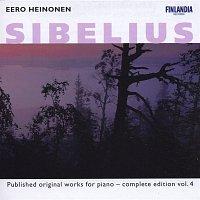 Eero Heinonen – Sibelius Cpl works for piano vol.4