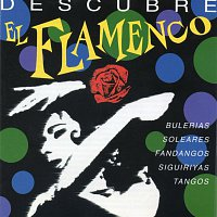 Přední strana obalu CD Descubre el Flamenco (Remasterizado 2016)