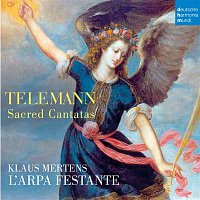 L'Arpa Festante, Georg Philipp Telemann, Klaus Mertens – Telemann: Sacred Cantatas