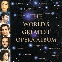 Různí interpreti – The World's Greatest Opera Album