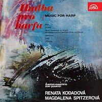 Renata Kodadová, Magdalena Spitzerová – Hudba pro harfu - Ravel, Roussel, Grandjany, Pauer,..