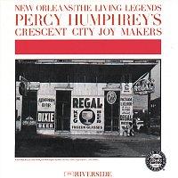 Přední strana obalu CD New Orleans: The Living Legends