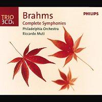 Philadelphia Orchestra, Riccardo Muti – Brahms: The Symphonies & Overtures