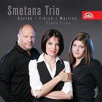 Smetanovo trio – Dvořák, Fibich & Martinů: Klavírní tria