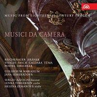 Collegium Marianum, Jana Semerádová – Musici da camera. Hudba Prahy 18. století
