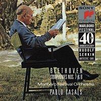 Pablo Casals, Marlboro Festival Orchestra – Beethoven:  Symphonies Nos. 7 & 8