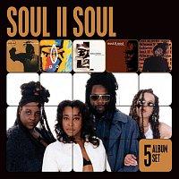 Soul II Soul – 5 Album Set [Club Classics Vol 1/Volume II/Volume III/Volume V/The Club Mix Hits]